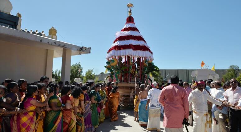 Durga Devasthanam Temple, Sydney