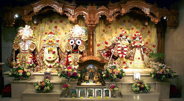 Hare Krishna (ISKCON) Temple, Canberra