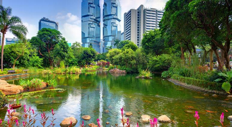 Hong Kong Central Park