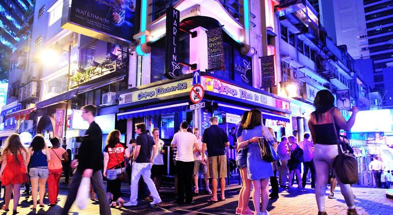 Hong Kong Night Life