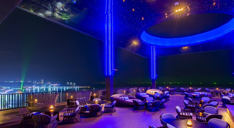 Horizon Bar, Hilton-Pattaya