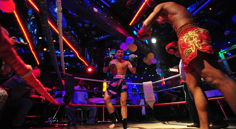 Muay Thai Boxing Pattaya