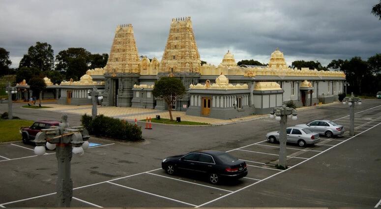 Shiva Vishnu Temple, Victoria