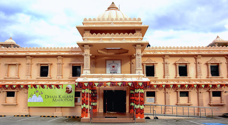 Shree Swaminarayan Temple Melbourne