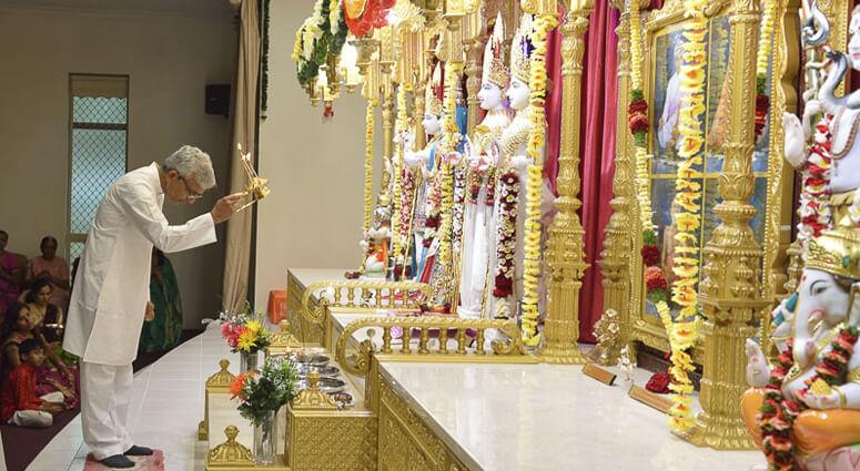 Shree Swaminarayan Temple, Perth