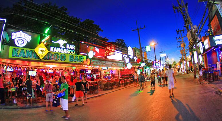 Soi Bangla Phuket