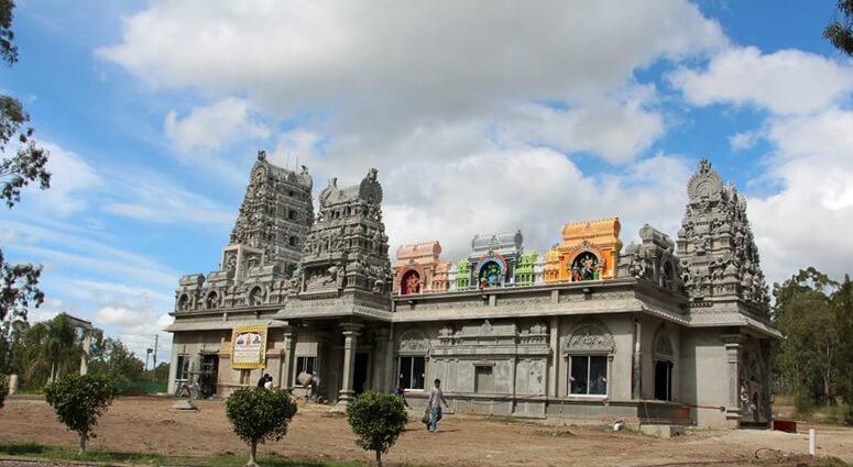 Sri Selva Vinayakar Temple, South Maclean