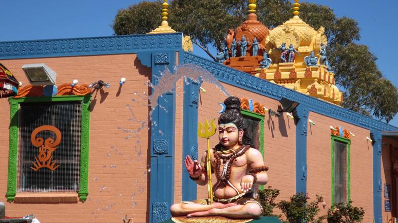 Vishnu Shiva Mandir, Canberra