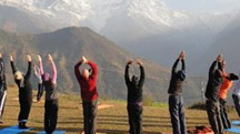 Ananda in the Himalayas Holiday