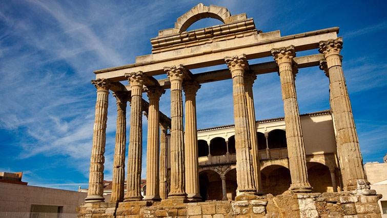 Archaeological Ensemble of Mérida, Spain