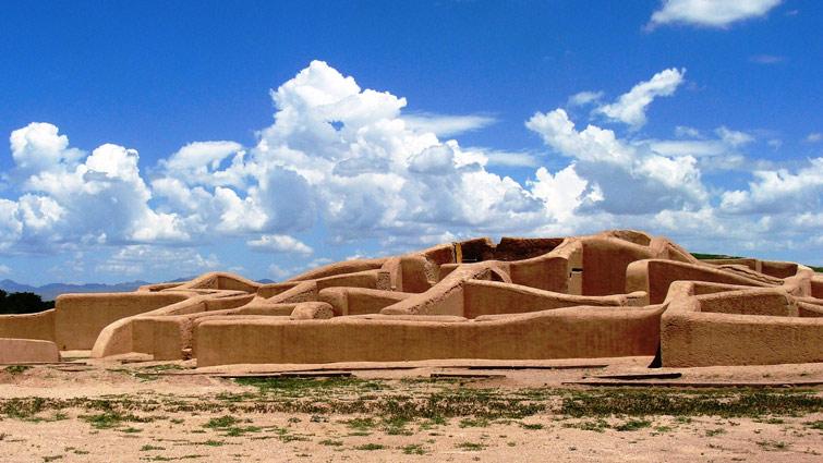 Archaeological Zone of Paquimé Casas Grandes, Mexico