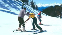 Auli Skiing Holiday Tour