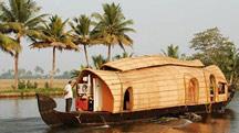 Beaches & Backwaters of Kerala