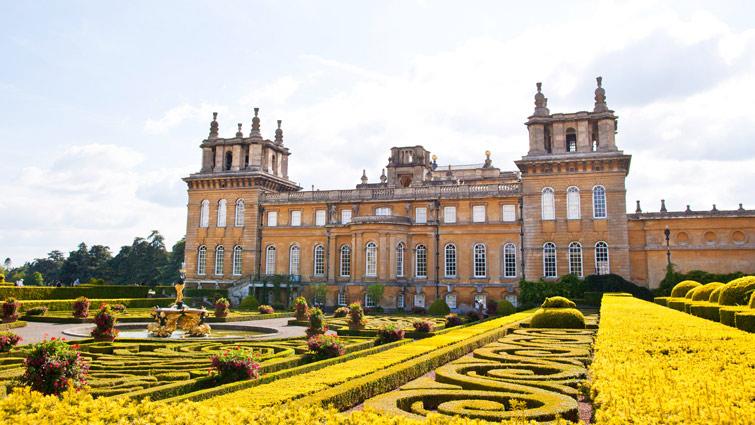 Blenheim Palace, United Kingdom