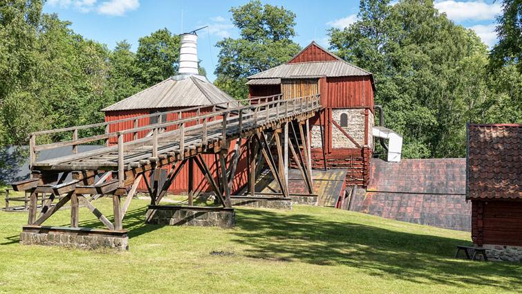 Engelsberg Ironworks Sweden
