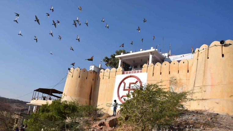 Garh Ganesha Temple Jaipur