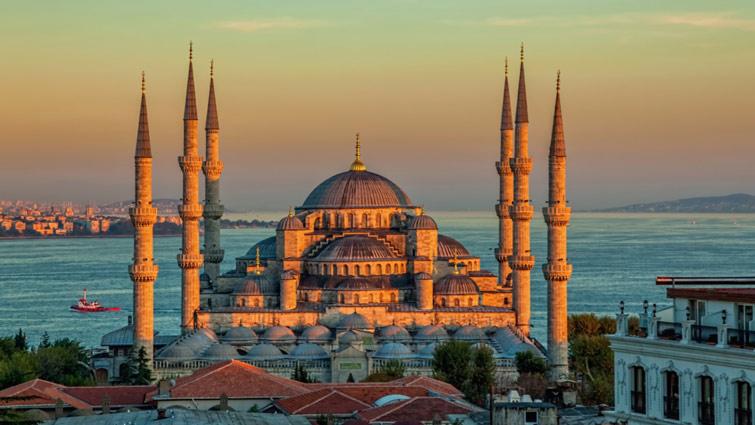 Historic Areas of Istanbul Turkey