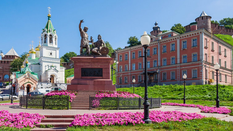 Historic Monuments of Novgorod and Surroundings, Russia