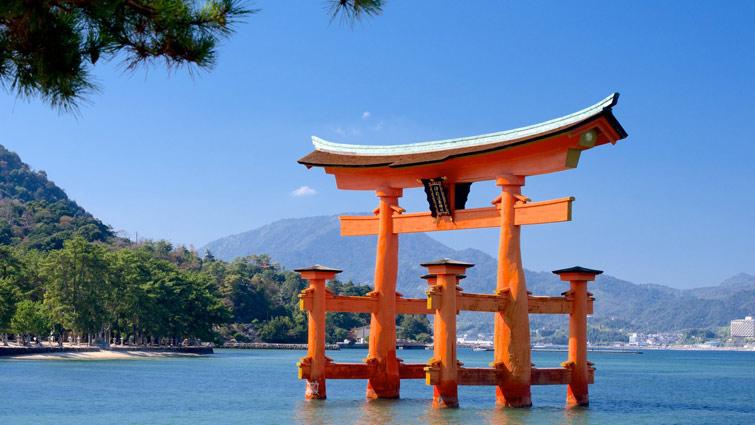 Itsukushima Shinto Shrine Russia