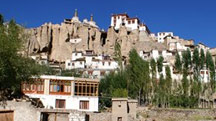 Charming Ladakh with Valley of Kashmir