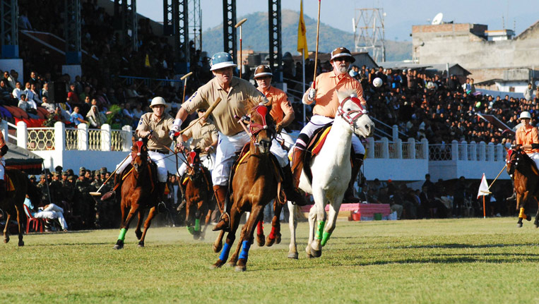Manipur Polo Game