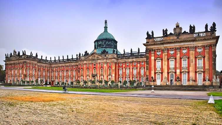Palaces and Parks of Potsdam and Berlin, Germany