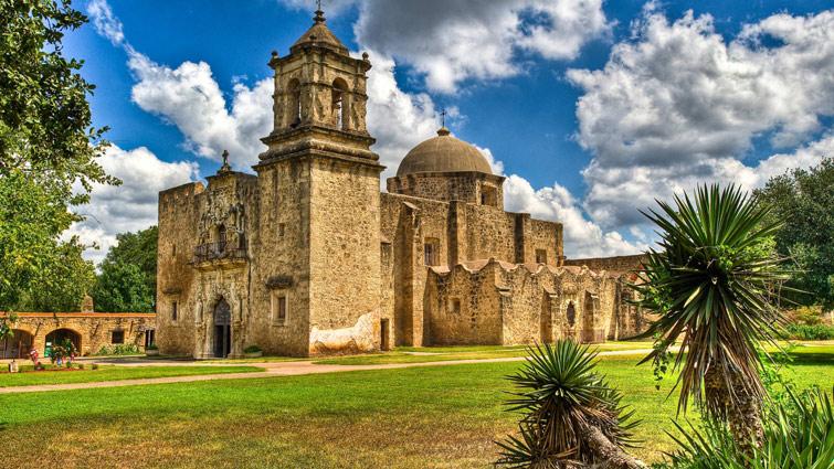 San Antonio Missions, United States