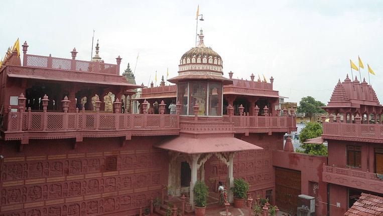 Sanghiji Shri Digambar Jain Temple