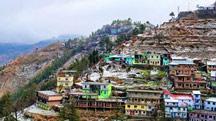 Shimla - Manali by Volvo