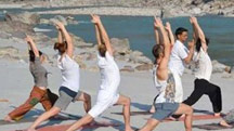 Yoga Tour in Rishikesh Ashram