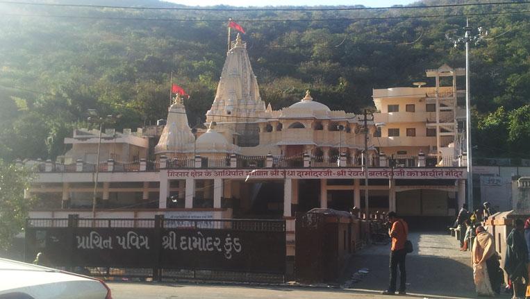 Damodar temple Junagadh