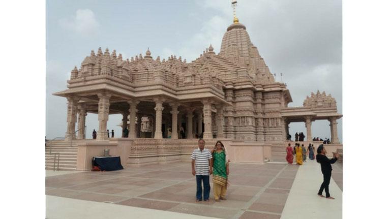 Somnath Temple visit