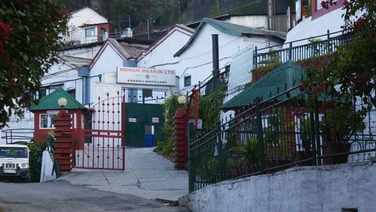 Kasauli Brewery