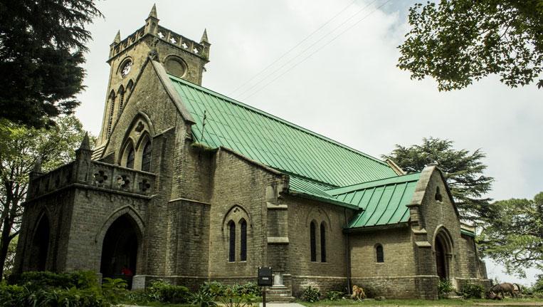 Kasauli Oldest Christ Church