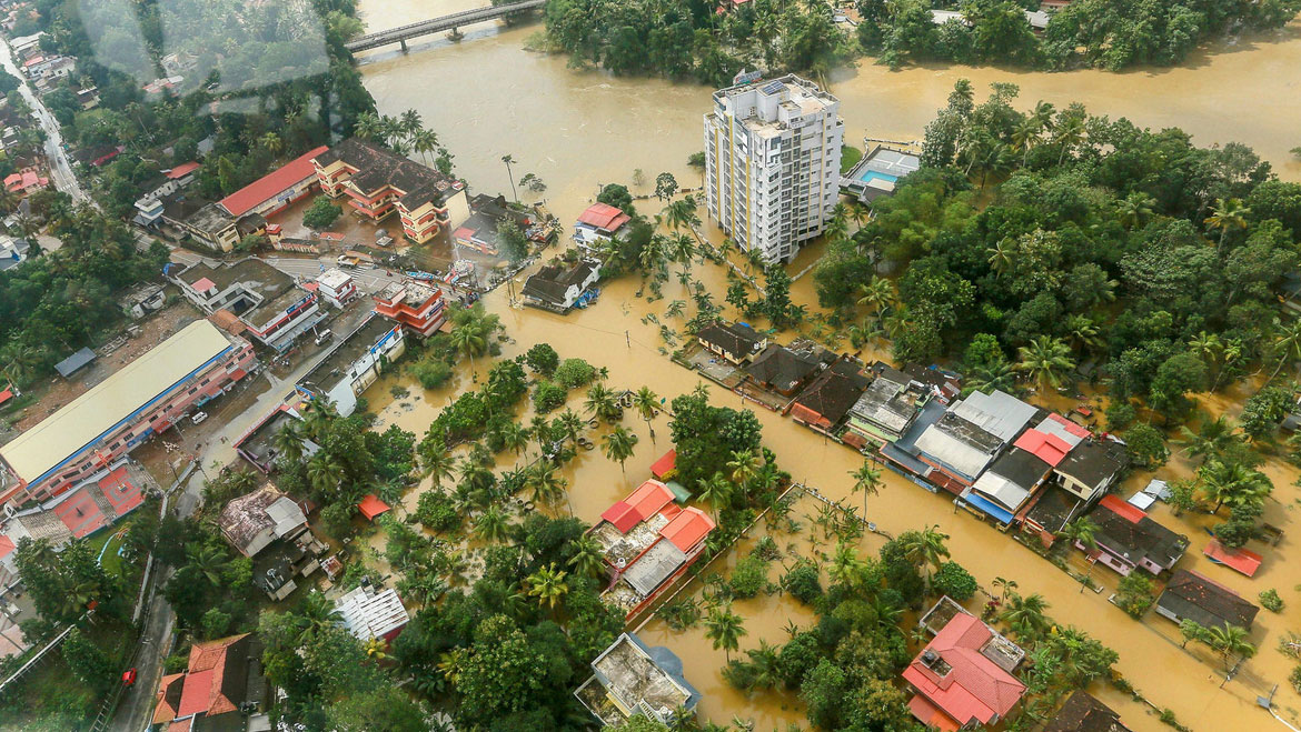 Here's All You Need to Know About Donating for Kerala Flood Victims
