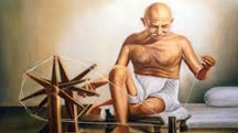 In the Footsteps of Mahatma Gandhi