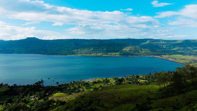 Kaas Lake in Satara