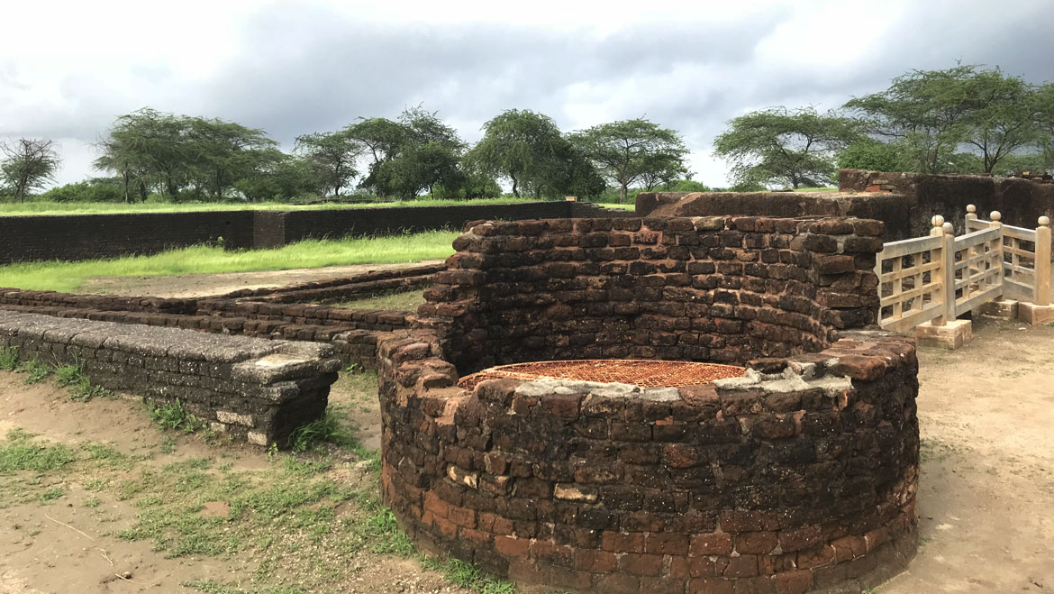 Lothal –  A Site that isn't Boring Like the History Class Was