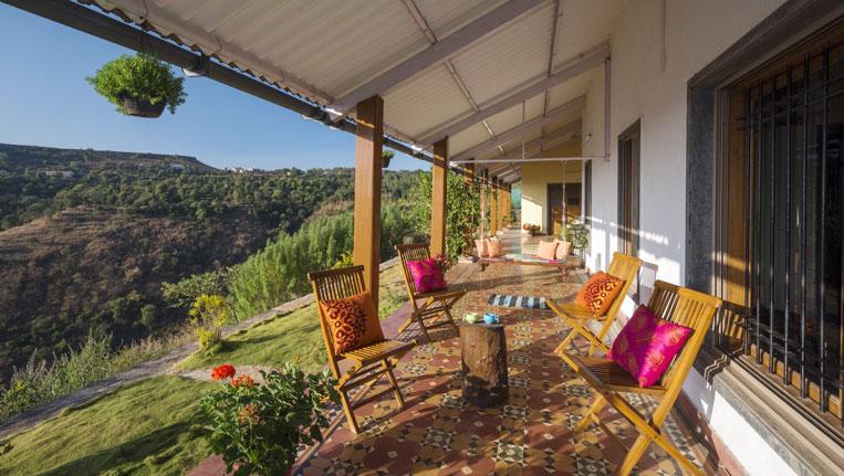 Places to Stay near Kaas Plateau