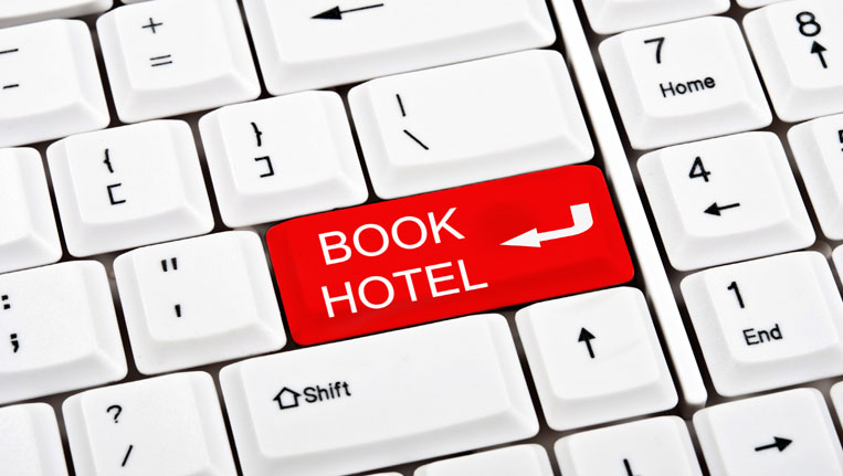 Book Accommodation Before reaching the destination