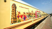 Golden Triangle India Tour by Train