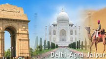 Golden Triangle India Package