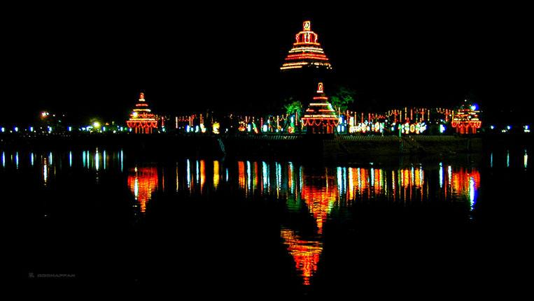 Madurai Float Festival