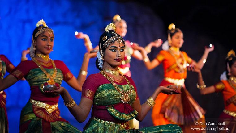 Open Air India Dance Festival Mamallapuram