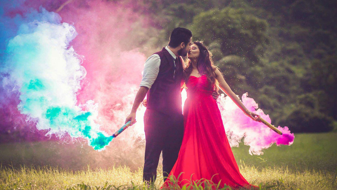 16 Beautiful Destinations in India For A Romantic Pre Wedding Photoshoot