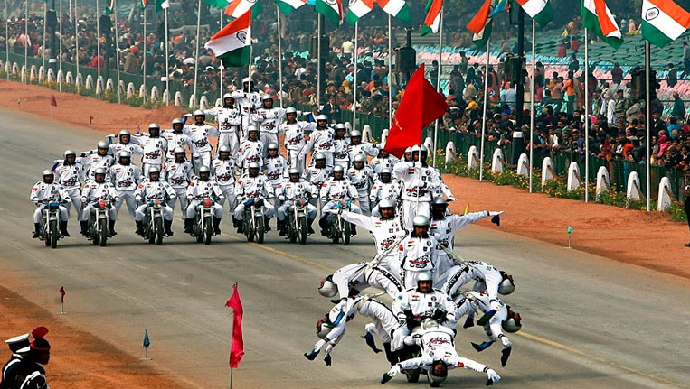 Republic Day Parade Delhi