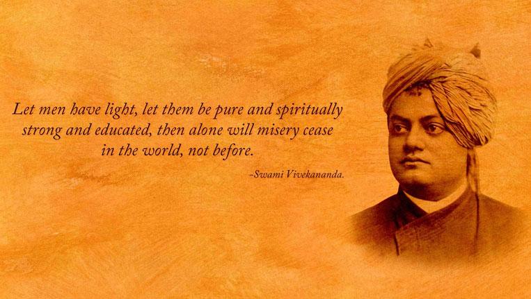 Vivekananda's neverending hope from the youth