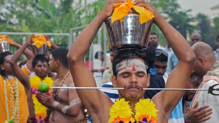 thaipusam festival tamil nadu