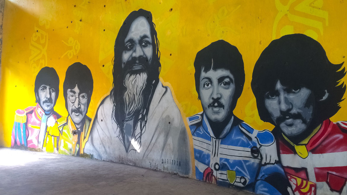 My Experience in the Beatles Ashram- Yet Another Beautiful Side Of Rishikesh