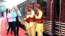 Treasure of India - Maharajas' Express